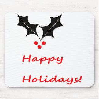 Happy Holiday Season! Mouse Pad