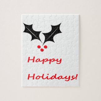 Happy Holiday Season! Puzzle
