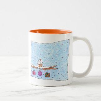 Happy Holiday Shoo Shoo Mug