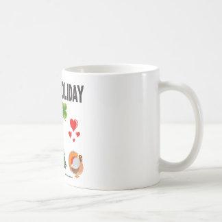 HAPPY HOLIDAY T-SHIRTS AND GIFTS COFFEE MUG