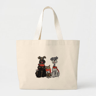 Happy Holiday Trio Bags