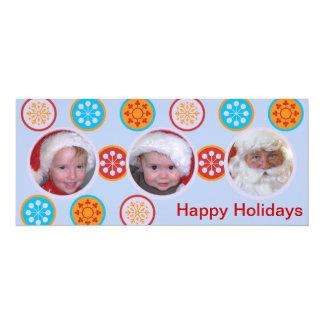Happy Holiday wish card