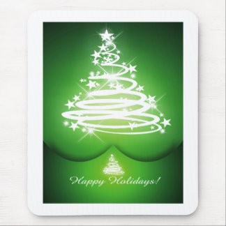 Happy Holidays 1 Mousepad