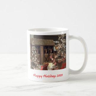 Happy Holidays 2009 Mug