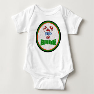 Happy Holidays 2 Baby Clothes Baby Bodysuit
