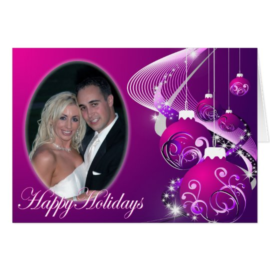 Happy Holidays 2 Card