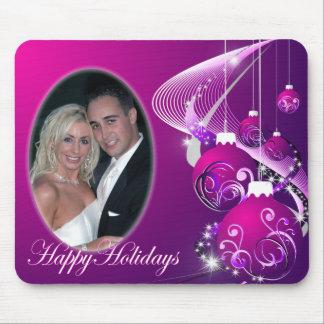 Happy Holidays 2 Mousepad