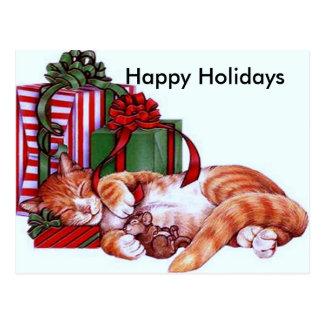 Happy Holidays#2 Postcard