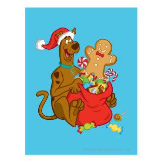 Happy Holidays! 2 Postcards