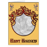 Happy Holidays 3 Greeting Cards