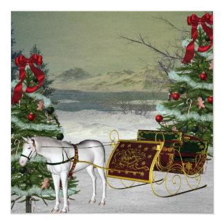 Happy Holidays 4  Invitation