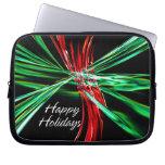 Happy Holidays 4 Laptop Sleeve