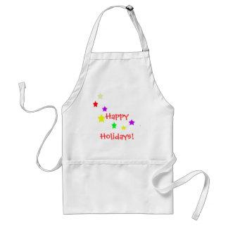 Happy Holidays! Adult Apron