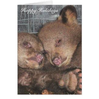 Happy Holidays - Ata & Awina Card