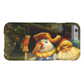 Happy Holidays Barely There iPhone 6 Case