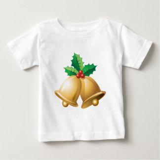 Happy Holidays Bells Baby T-Shirt