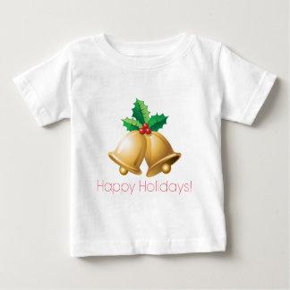 Happy Holidays Bells Shirt