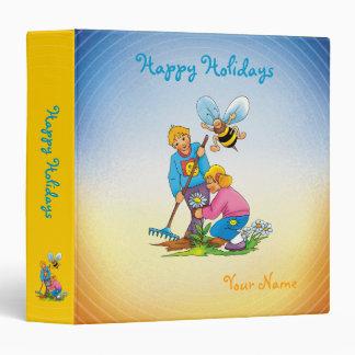 Happy Holidays - Binder