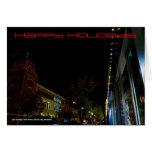 Happy Holidays Card by David M. Bandler