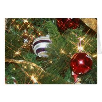 """""""Happy Holidays"""" Card"""