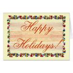 Happy Holidays! Cards