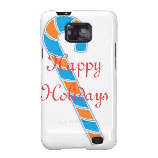 Happy Holidays Galaxy SII Case