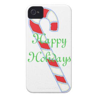 Happy Holidays iPhone 4 Case