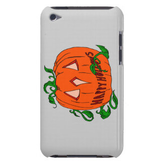 Happy Holidays Barely There iPod Case