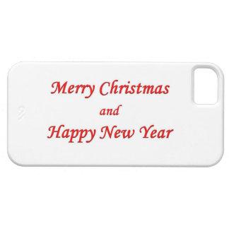 Happy Holidays iPhone 5 Case
