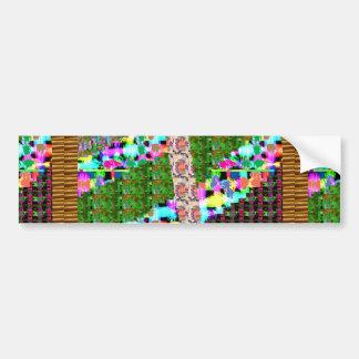 HAPPY Holidays Celebrations Art Xmas NewYear gifts Bumper Sticker