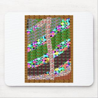 HAPPY Holidays Celebrations Art Xmas NewYear gifts Mousepads