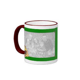 Happy Holidays Christmas Bear Mug