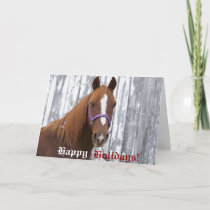 Happy Holidays Clifford Card