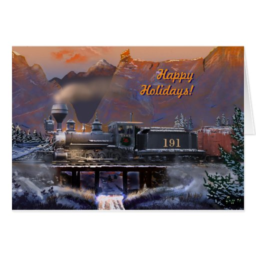 how to get holiday cards on steam