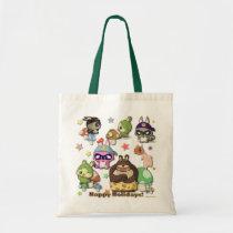 Happy Holidays Cute Gift Funny Cartoon Kawaii Bag