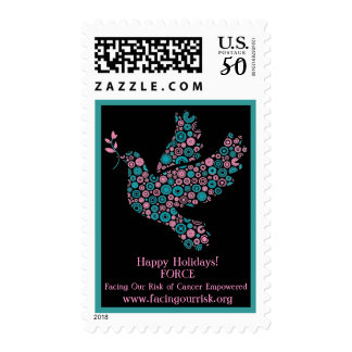 Happy Holidays!  DOVE postage stamp FORCE