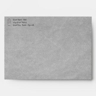 Happy Holidays February Snow Storm Envelope