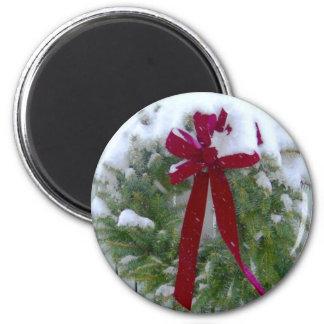 Happy Holidays Fridge Magnets