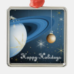 Happy Holidays From Cassini Christmas Ornaments