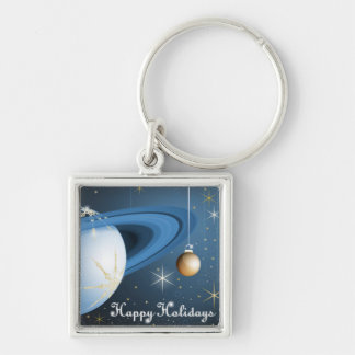 Happy Holidays From Cassini Keychains
