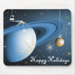 Happy Holidays From Cassini Mouse Pad