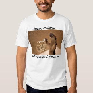 Happy holidays from Juanita T Shirt