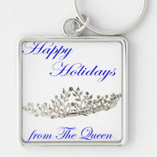 Happy Holidays from the Queen Keychain