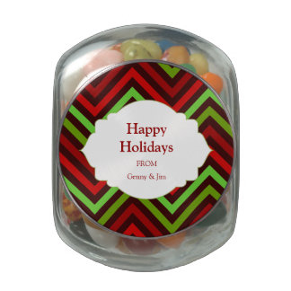 Happy Holidays Giveaway Glass Candy Jars