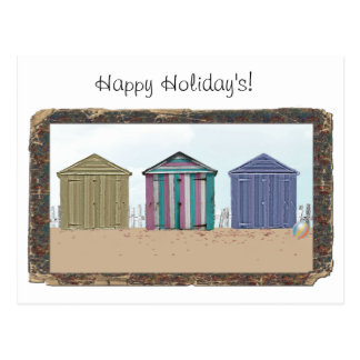 Happy Holiday's Greeting and Postcards