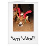 Happy Holidays!!!! Greeting Card