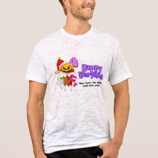 Happy Holidays-Happy Anything-Happy Everything T-Shirt