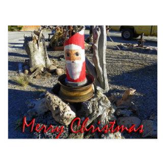Happy Holidays (Jerome, Arizona) Postcard