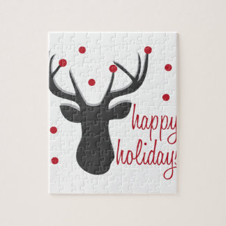 Happy Holidays Jigsaw Puzzle