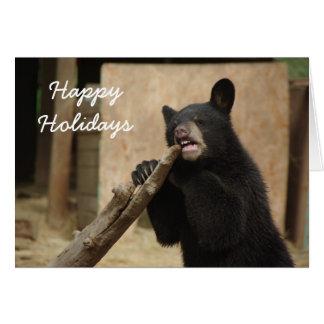 Happy Holidays - Lanikai Card